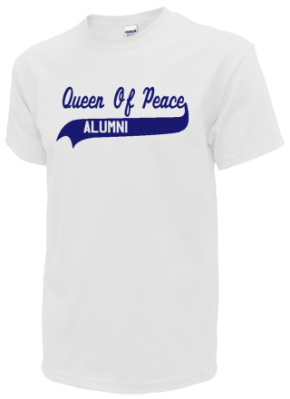 Queen Of Peace School T-Shirts