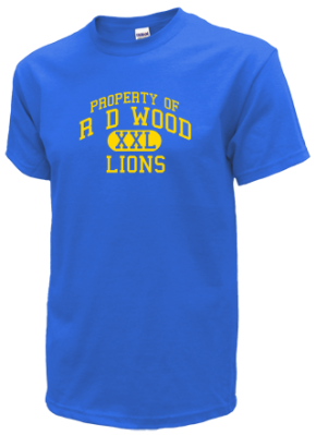 R D Wood Elementary School T-Shirts