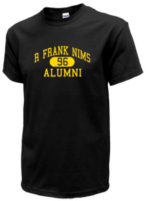 R Frank Nims Middle School T-Shirts