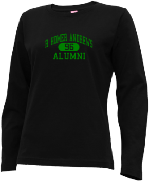 R Homer Andrews Elementary School Long Sleeve Shirts