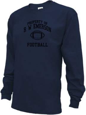 R W Emerson Elementary School Kid Long Sleeve Shirts