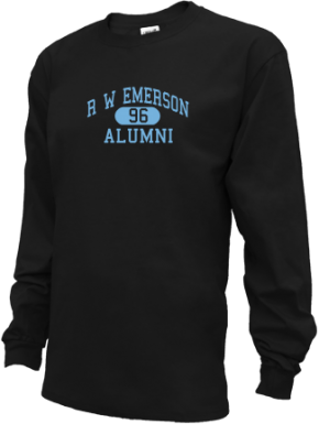 R W Emerson Elementary School Long Sleeve Shirts