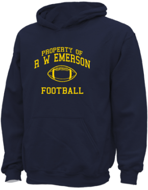 R W Emerson Elementary School Kid Hooded Sweatshirts