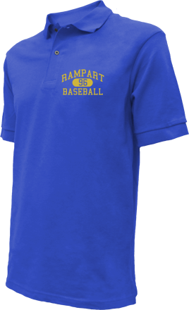 Rampart High School Embroidered Polo Shirts