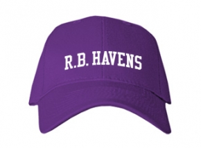 R.b. Havens Elementary School Kid Embroidered Baseball Caps