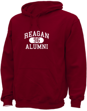Reagan High School Hoodies