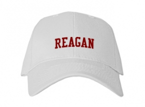 Reagan High School Kid Embroidered Baseball Caps