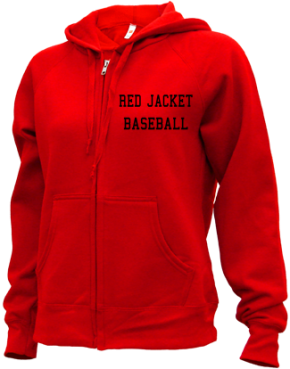 Red Jacket High School Zip-up Hoodies