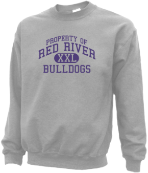 Red River High School Sweatshirts