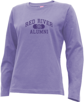Red River High School Long Sleeve Shirts