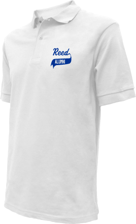 Reed Elementary School Embroidered Polo Shirts