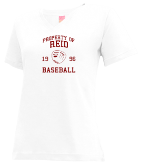 Reid High School V-neck Shirts