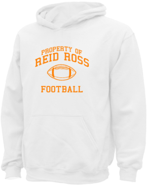 Reid Ross High School Kid Hooded Sweatshirts