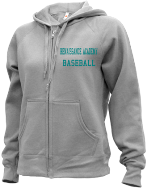 Renaissance Academy High School Zip-up Hoodies