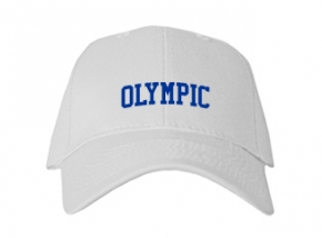 Renaissance School At Olympic High School Kid Embroidered Baseball Caps