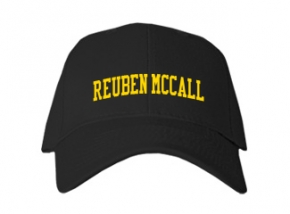 Reuben Mccall High School Kid Embroidered Baseball Caps