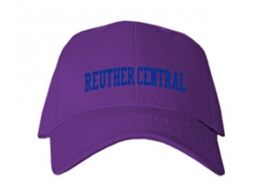 Reuther Central High School Kid Embroidered Baseball Caps