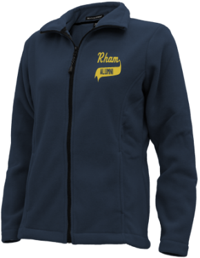 Rham High School Embroidered Fleece Jackets