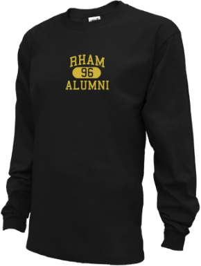 Rham High School Long Sleeve Shirts