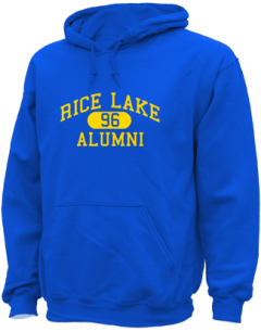 Rice Lake High School Hoodies