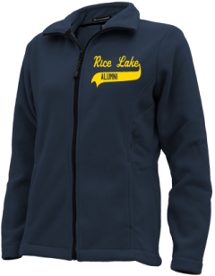 Rice Lake High School Embroidered Fleece Jackets
