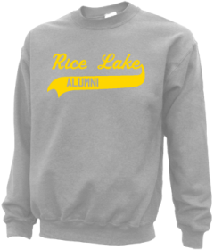 Rice Lake High School Sweatshirts
