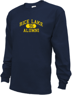 Rice Lake High School Long Sleeve Shirts