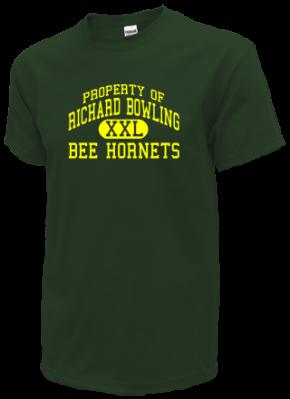 Richard bowling elementary school bee hornets apparel store for Custom t shirts fort wayne