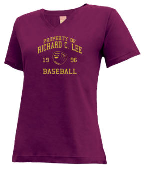 Richard C. Lee High School V-neck Shirts