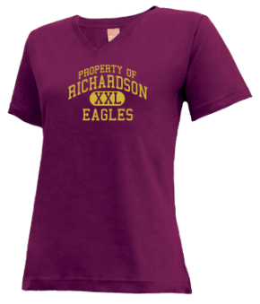 Richardson High School V-neck Shirts