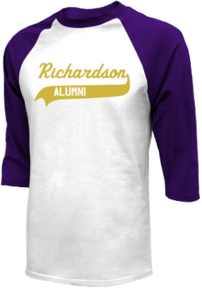 Richardson High School Raglan Shirts