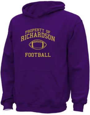 Richardson High School Kid Hooded Sweatshirts