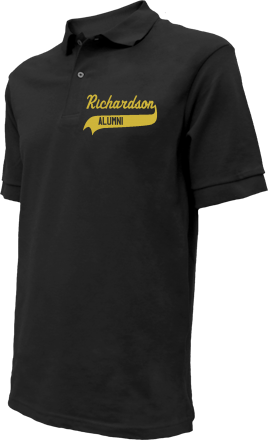 Richardson High School Embroidered Polo Shirts