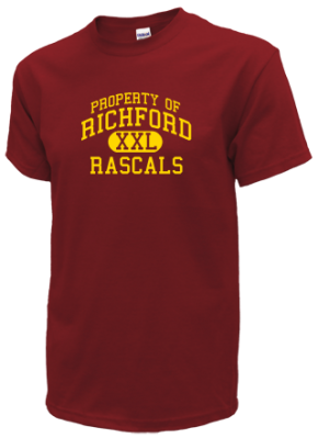 Richford Elementary School T-Shirts