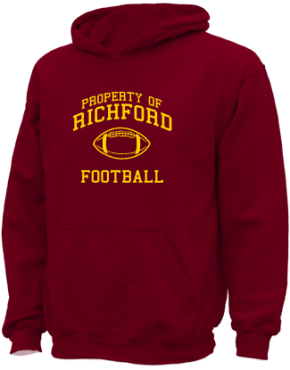 Richford Elementary School Kid Hooded Sweatshirts