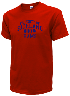 Richland High School Kid T-Shirts