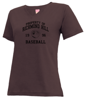 Richmond Hill High School V-neck Shirts