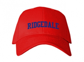 Ridgedale High School Kid Embroidered Baseball Caps