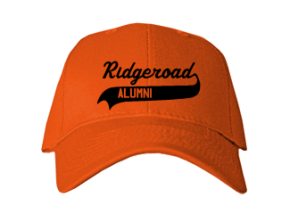Ridgeroad Middle Charter School Embroidered Baseball Caps