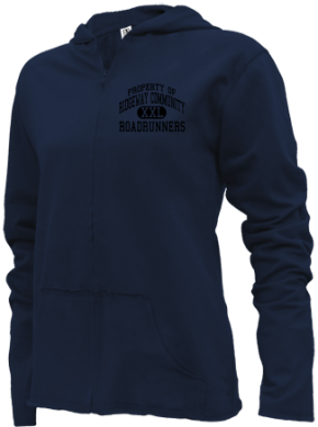 Ridgeway Community School Girls Zipper Hoodies