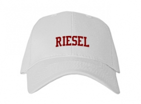 Riesel High School Kid Embroidered Baseball Caps