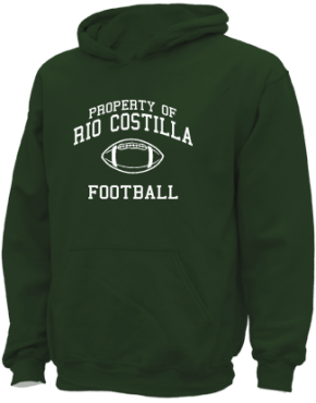 Rio Costilla Elementary School Kid Hooded Sweatshirts