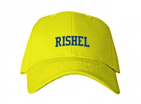Rishel Middle School Kid Embroidered Baseball Caps
