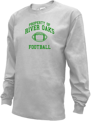 River Oaks Middle School Kid Long Sleeve Shirts