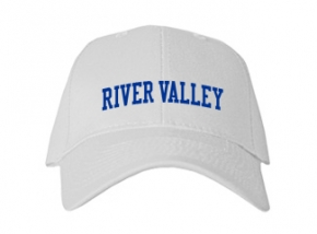 River Valley Elementary School Kid Embroidered Baseball Caps
