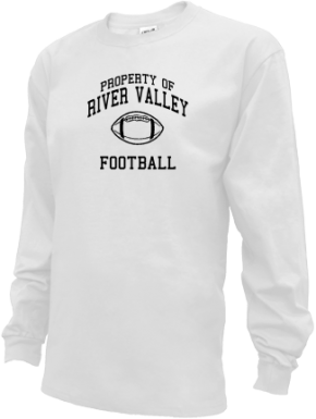 River Valley High School Kid Long Sleeve Shirts