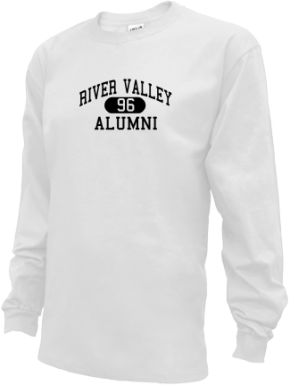 River Valley High School Long Sleeve Shirts