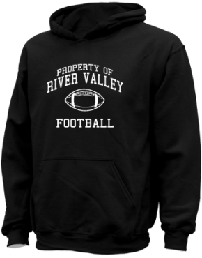 River Valley High School Kid Hooded Sweatshirts