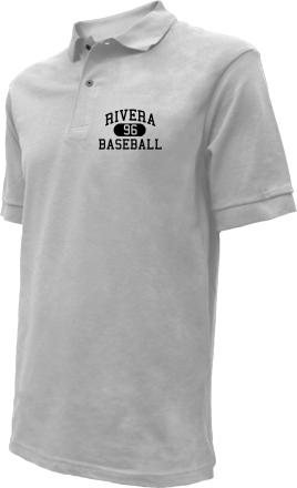 Rivera High School Embroidered Polo Shirts