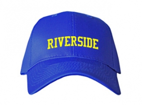 Riverside Elementary School Kid Embroidered Baseball Caps